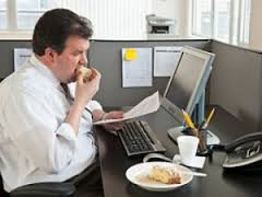 overweight office